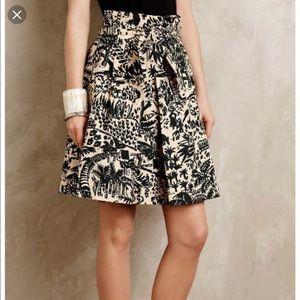 Corey Lynn Carlter palm garden skirt
